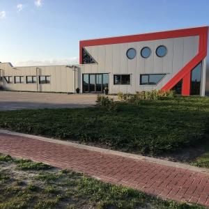 Nieuwbouw kantoor Verlaatsterweg 10 te Stroobos